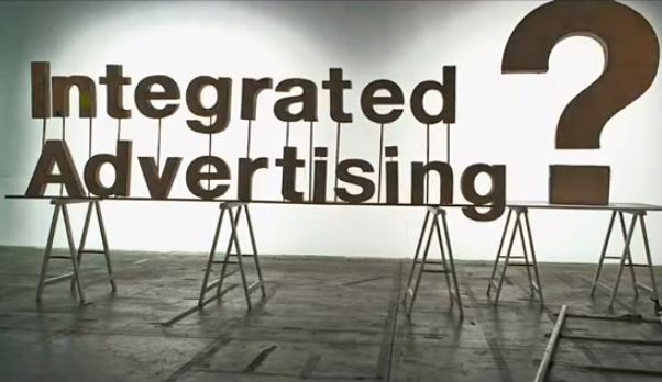 ¿Qué es la Publicidad Integrada?