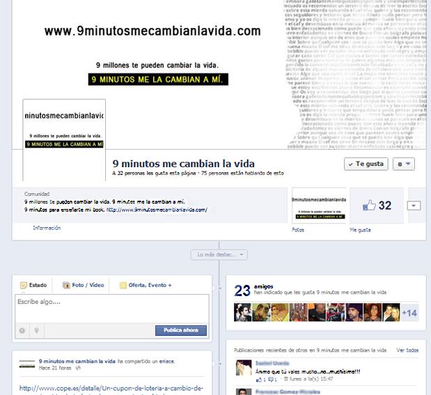 9 minutos fan page fb